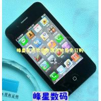 Wholesale 2012WIFI iPhone 4 32GB Copy Mobile Phone WiFi Dual SIM big battery from china suppliers