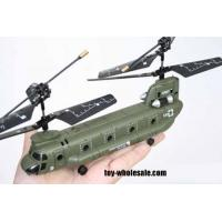 China New Syma S026G 3.5CH Mini Chinook RC Helicopter W/GYRO on sale