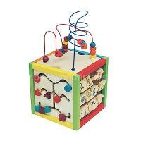 Wholesale Wooden Educational Toys Wooden play cube from china suppliers