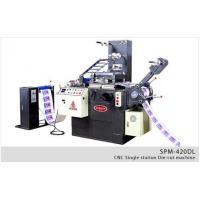 Wholesale Hot Stamping / Die Cut Machine SPM-420DL from china suppliers