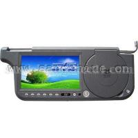 """Wholesale 7 """" Sun Visor DVD Player with Wide Touch Screen Monitor from china suppliers"""