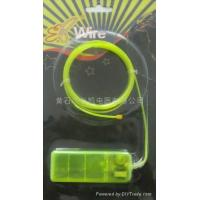 Buy cheap battery of EL wire sets from wholesalers