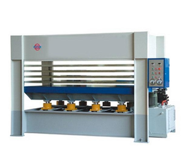 Quality Hot Presser Model:BY214 8/16(3)H for sale