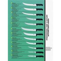 China Meat food industry equipments and accessories,butcher knives,butcher supplies for sale