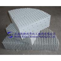 China Structured Packings Of Ceramic on sale