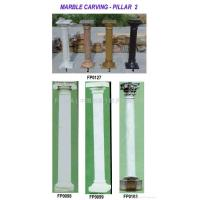 Wholesale Colonne in marmo Marble columns from china suppliers