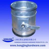 Wholesale Round volume control damper from china suppliers