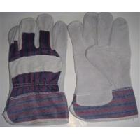 Wholesale Cow Split Leather Work Gloves from china suppliers