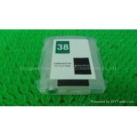 China HP #38 refillable ink cartridge #38 on sale