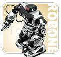 Wholesale Robone Radio Remote Control ARTICULATED RC ROBOT from china suppliers