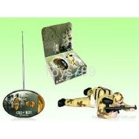 Wholesale mini radio control crawl soldier from china suppliers