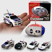 Wholesale 4ch RC Miniature Cyclone Police Car with Emulation Lights from china suppliers