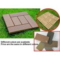 Wholesale WPC Tiles and decking EWSU584 from china suppliers
