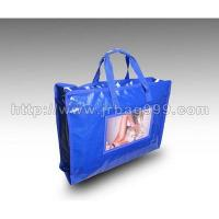 pp woven bag(glossy) No.: blue1