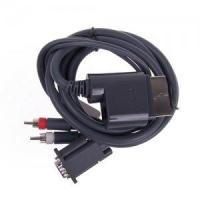 """Wholesale Microsoft XBOX 360 6"""" AV HD video VGA Cord and Optical Cable from china suppliers"""