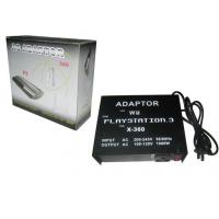 Wholesale 3 In 1 AC Metal Adapter for Wii/PS3/XBOX 360 from china suppliers