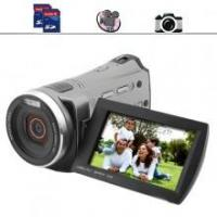 China HD Camcorder with 3 Inch Screen and Dual SD Card Slots for Family on sale