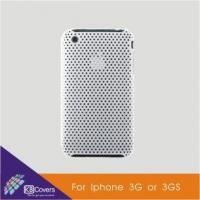 China For Iphone 3G/3GS perforated Mesh Hard Case on sale