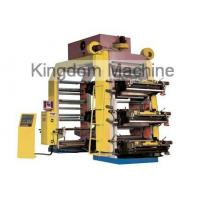 High Speed 6 color Flexo Printing Machine