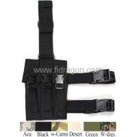 Buy cheap 3 pcs MP5 mags leg holster ST85 ST85 from wholesalers