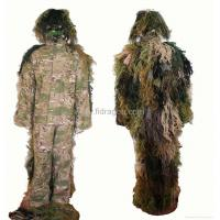 Wholesale ST77 ghillie suit with uniform from china suppliers