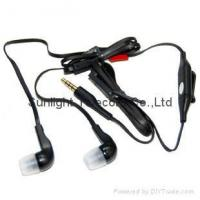 China 3.5mm Stereo Headset Earphone For NOKIA N85 N95 N96 X6 - on sale