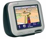 China TomTom Go 32 MB Vehicle GPS with Secure Digital Memory Card on sale