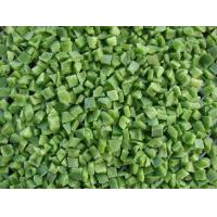 Buy cheap IQF Herbs IQF Green Pepper Dices from wholesalers