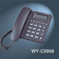 Buy cheap Caller ID Phone WY-C5958 from wholesalers