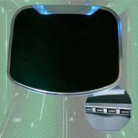 China MP-01 USB HUB mouse pad for sale