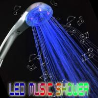 Wholesale LED MUSIC shower from china suppliers