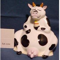 """Wholesale Just for Fun! """"Fat Cow Figure"""" from china suppliers"""