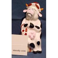 """Wholesale Just for Fun! """"Snooty Cow Figure"""" from china suppliers"""