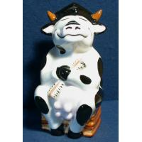 """Wholesale Just for Fun! """"Clever Cow Figure"""" from china suppliers"""