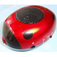 Buy cheap Bug mini speaker, li-ion operated SNY3894 from wholesalers