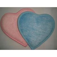 Wholesale Cleaning pad in heart shape from china suppliers