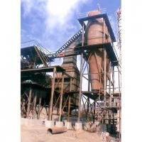 China Blast Furnace Gravity Double Cyclone Dust Separator Cyclone Dust Settler on sale