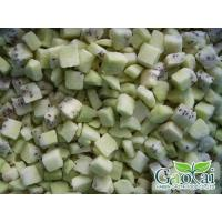 Buy cheap IQF Fruits IQF kiwi dices from wholesalers