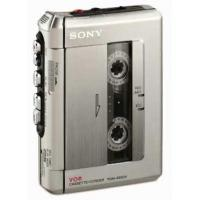 Wholesale Sony Sony TCM 450DV  Ultra slim and portable tape recorder with full metal body and a range of convenient features from china suppliers