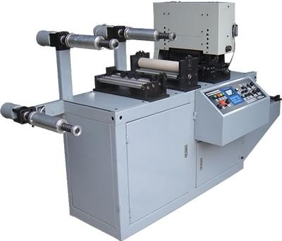 China Hologram Recombining Machine(Pic) Label Cutting Machine(Pic)