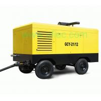 Movable air compressors Details>>  Movable Screw Diesel Engine Air Compressor,65-302kW for sale