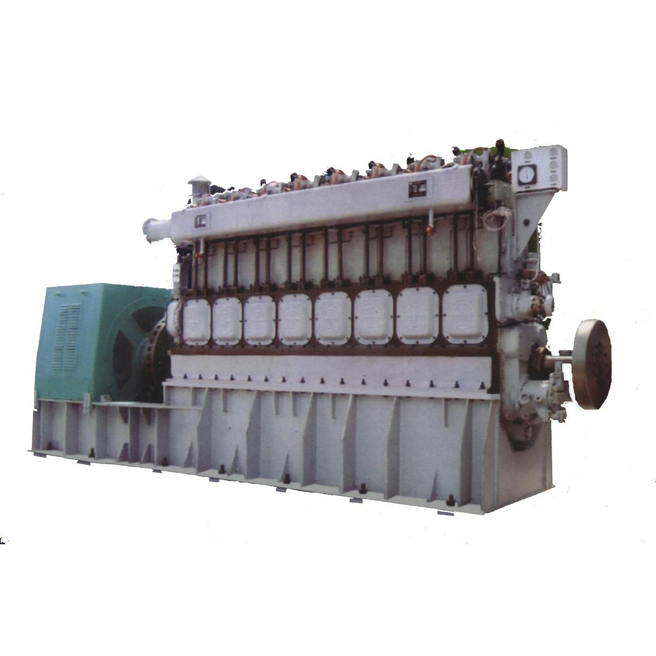 Gas/LPG/Biogas generators Details>>  Biomass Gasification Gas Generating Sets,300kW-450kW,Low speed for sale