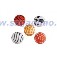Wholesale Print Ball Product Printed BallYS-12 from china suppliers
