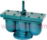 Valves for DIP pipeline  Double Mouth Air Vavle for sale