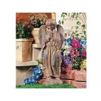 Wholesale Polyresin Statues Resin Praying Angel Garden Statue from china suppliers