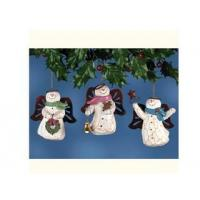 Wholesale Polyresin Ornaments Resin Snowlady Angel Ornaments from china suppliers