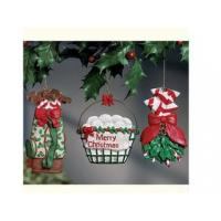 Polyresin Ornaments Polyresin Golf Fore Christmas Ornaments