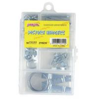 China 6COMP. PP BOX SERIES ProductnamePICTURE HOOK SET (50pcs) on sale