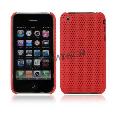 China AppleAccessory iphone 3G perforated case