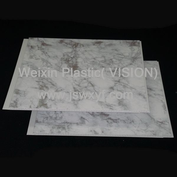 Quality PVC Panel HotStampingFoiled for sale